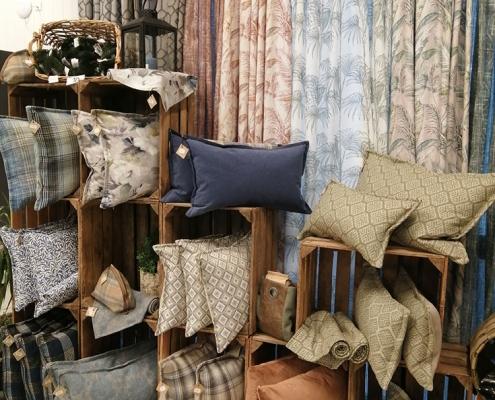 puter og gardiner